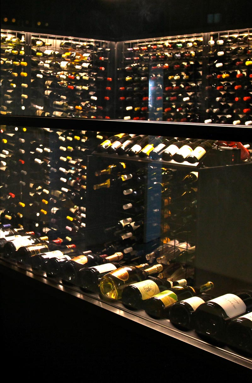 fermentAsian wine room